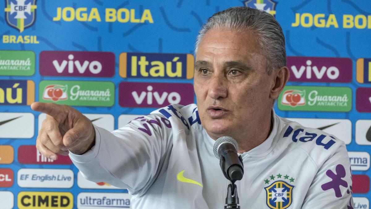 Copa America : la liste du Brésil dévoilée
