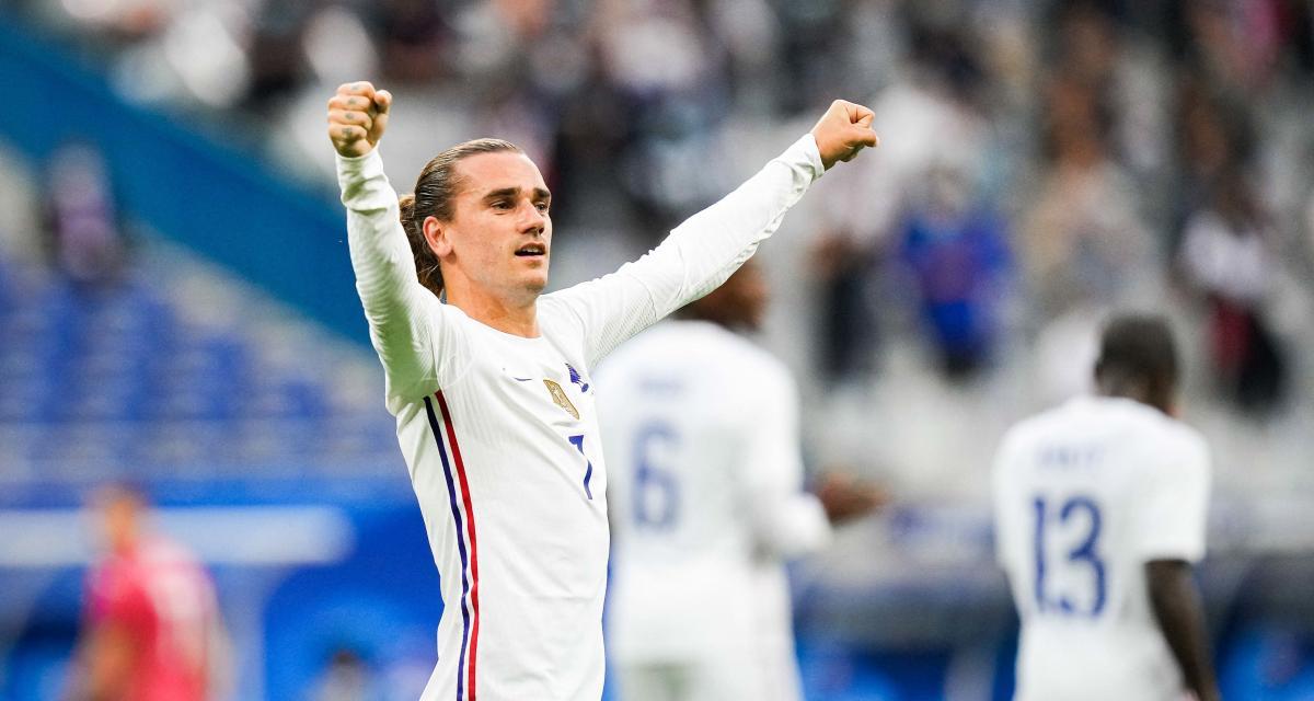 Equipe de France : Benzema, Barça, Messi… Antoine Griezmann se livre avec franchise