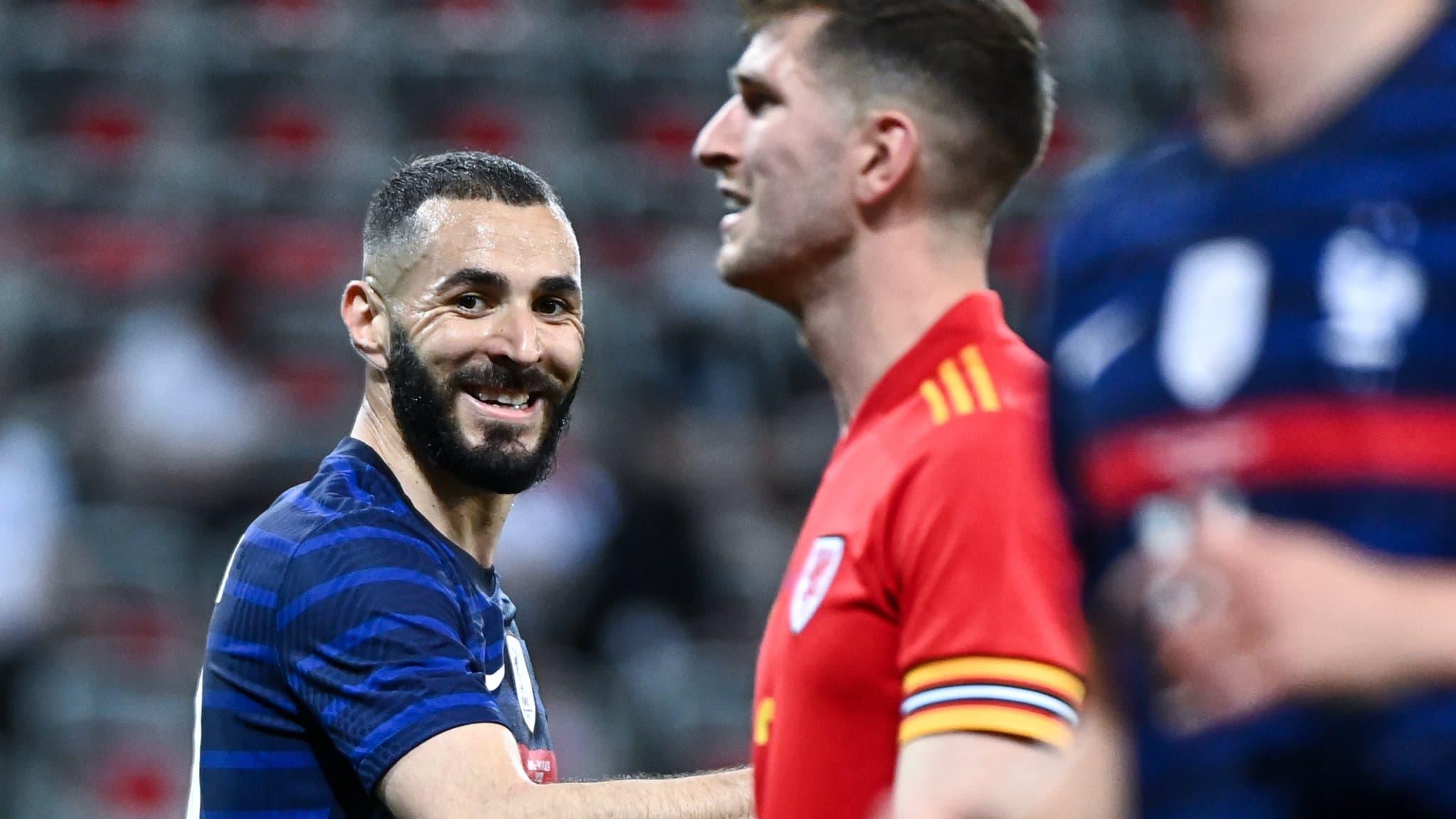 Euro en direct: Mourinho totalement sous le charme de Benzema