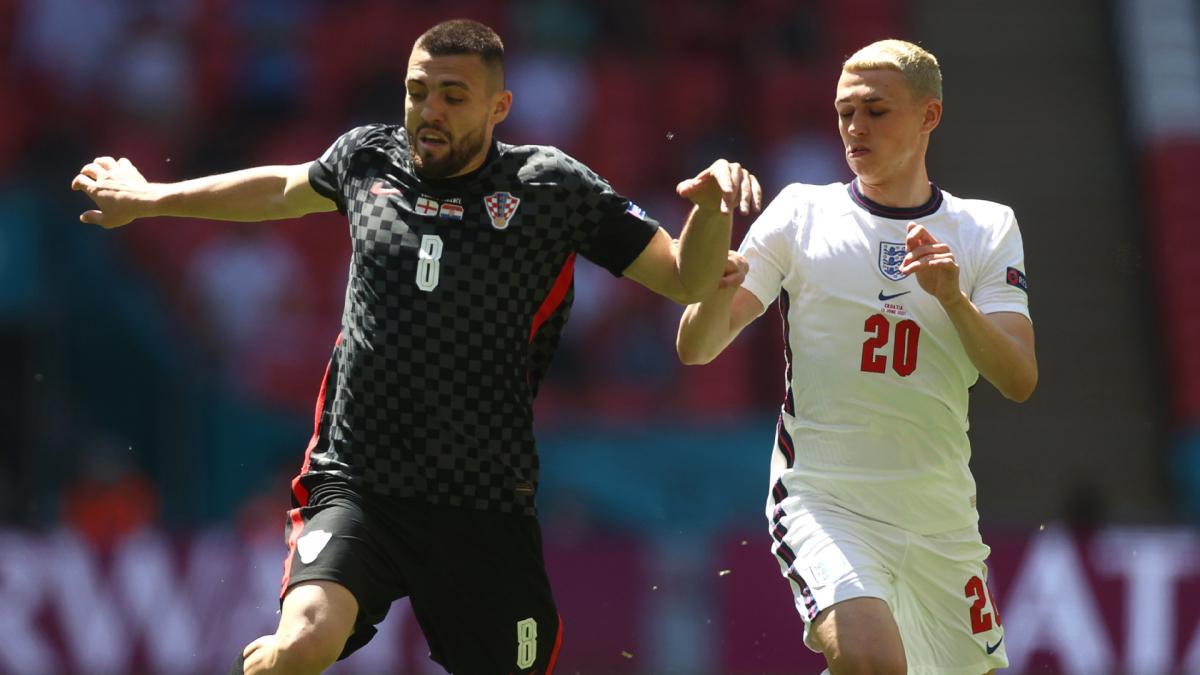 Euro 2020 : l'Angleterre débute bien contre la Croatie