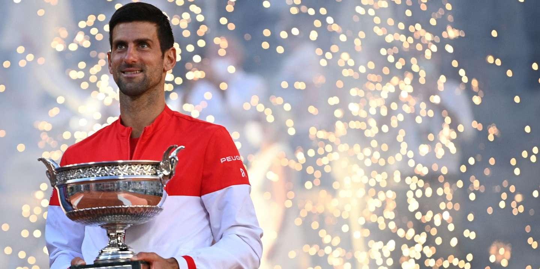 Roland-Garros : Djokovic à une marche de Federer et Nadal Après sa victoire en finale face