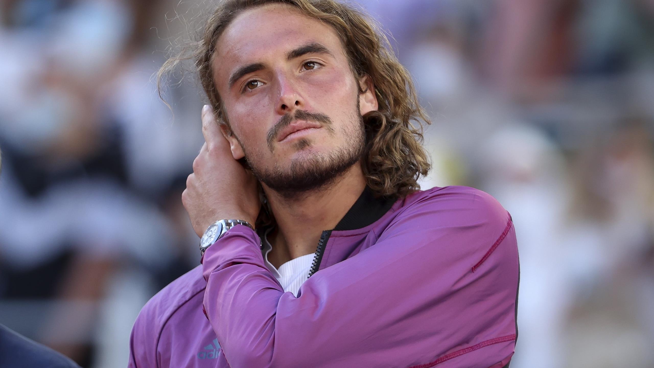 Tennis -Garros : La grand-mère de Stefanos Tsitsipas est décédée juste avant la finale