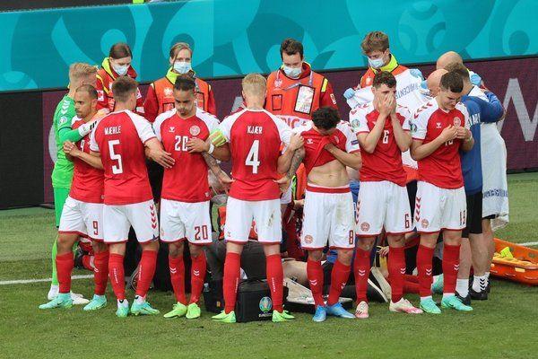 Euro : le Danemark menacé d'une défaite sur tapis vert après l'arrêt cardiaque d'Eriksen ?