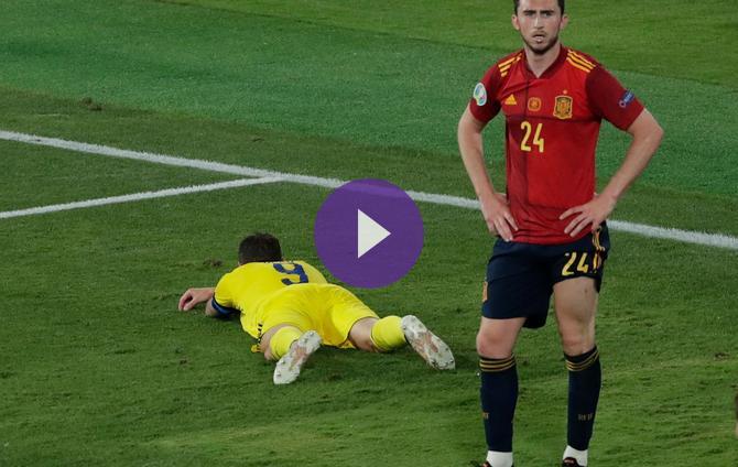 Euro 2020 : La Suède résiste à une Espagne dominatrice !