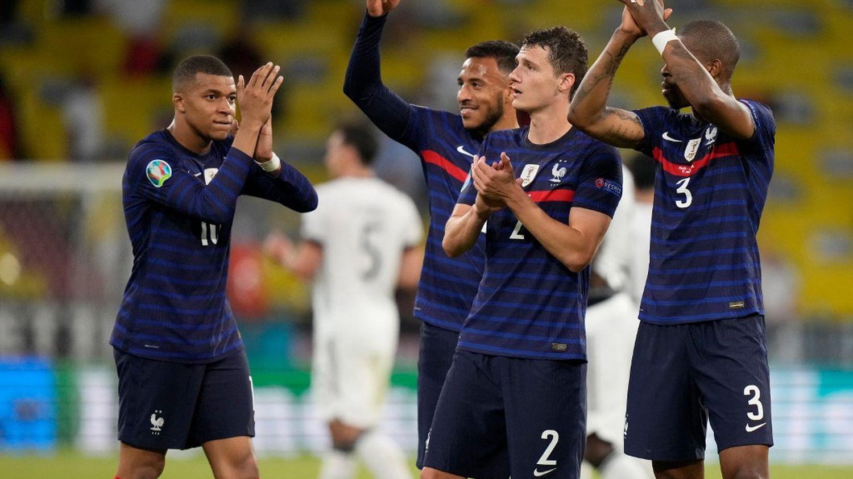 France-Allemagne : Mbappé mal payé, Rabiot au niveau, Griezmann peu en vue… Les notes des Bleus