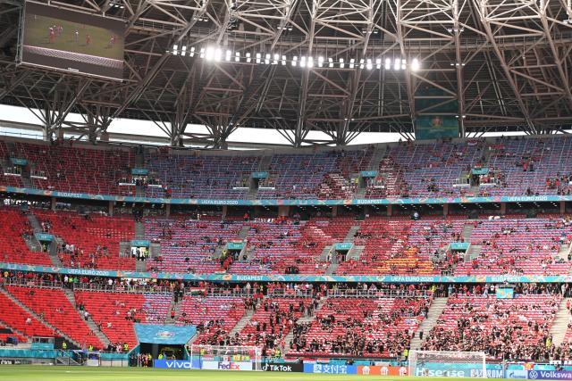 4 000 spectateurs ne sont pas venus assister à Hongrie-Portugal à l'Euro