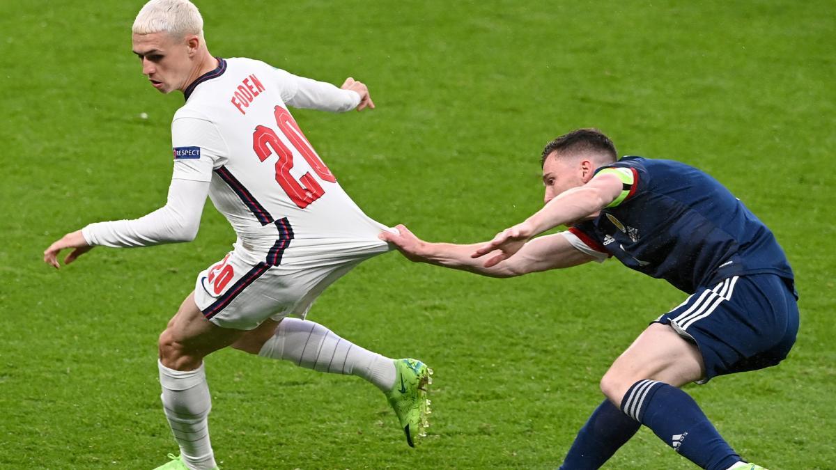 Euro 2020 : l'Écosse tient tête à l'Angleterre à Wembley