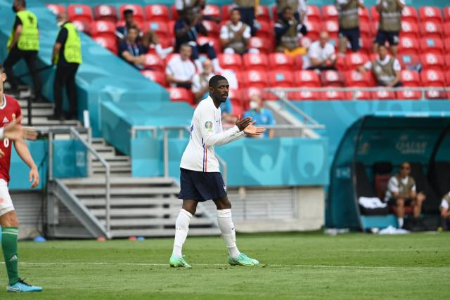 Inquiétude chez les Bleus sur la participation d'Ousmane Dembélé à la suite de l'Euro