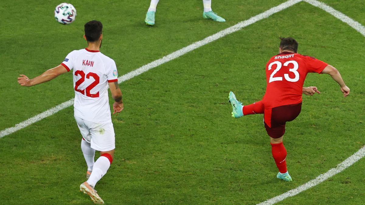 Euro 2020 : la Suisse qualifiée en huitième de finale