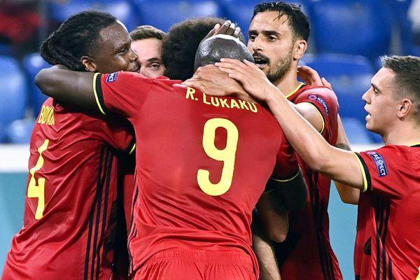 Les Belges font un carton plein et qualifient la France -2 Belgique)