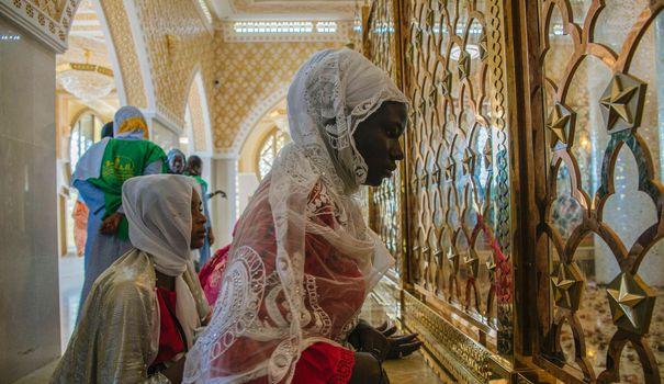 Sénégal: Foules de fidèles soufies à Touba pour le pélerinage annuel du Magal