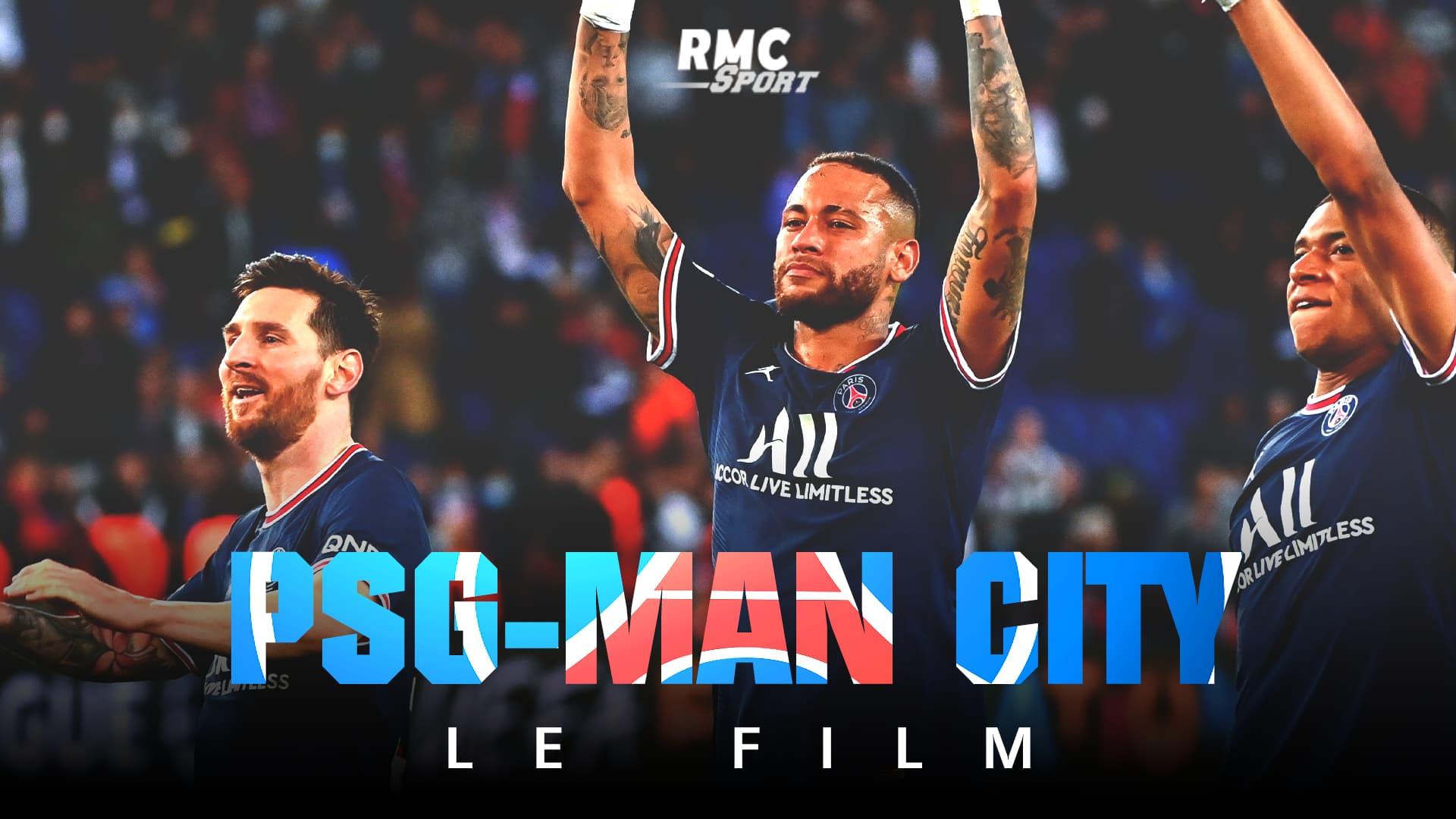 «Le premier but du reste de sa vie»: le film RMC Sport de PSG-Manchester City