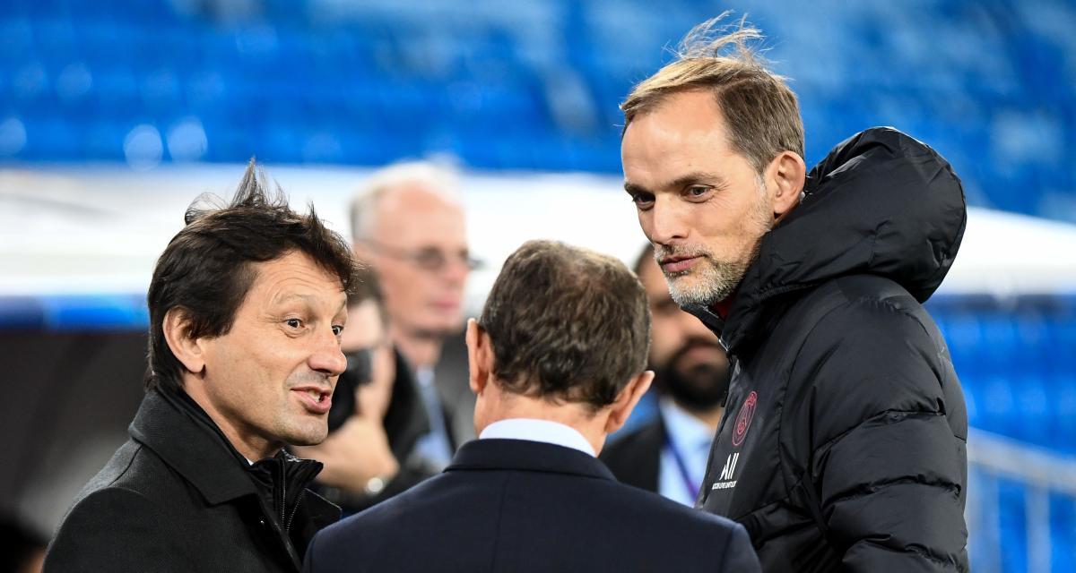 PSG, Chelsea : Tuchel a discrètement taclé Paris, la réplique surprenante de Leonardo