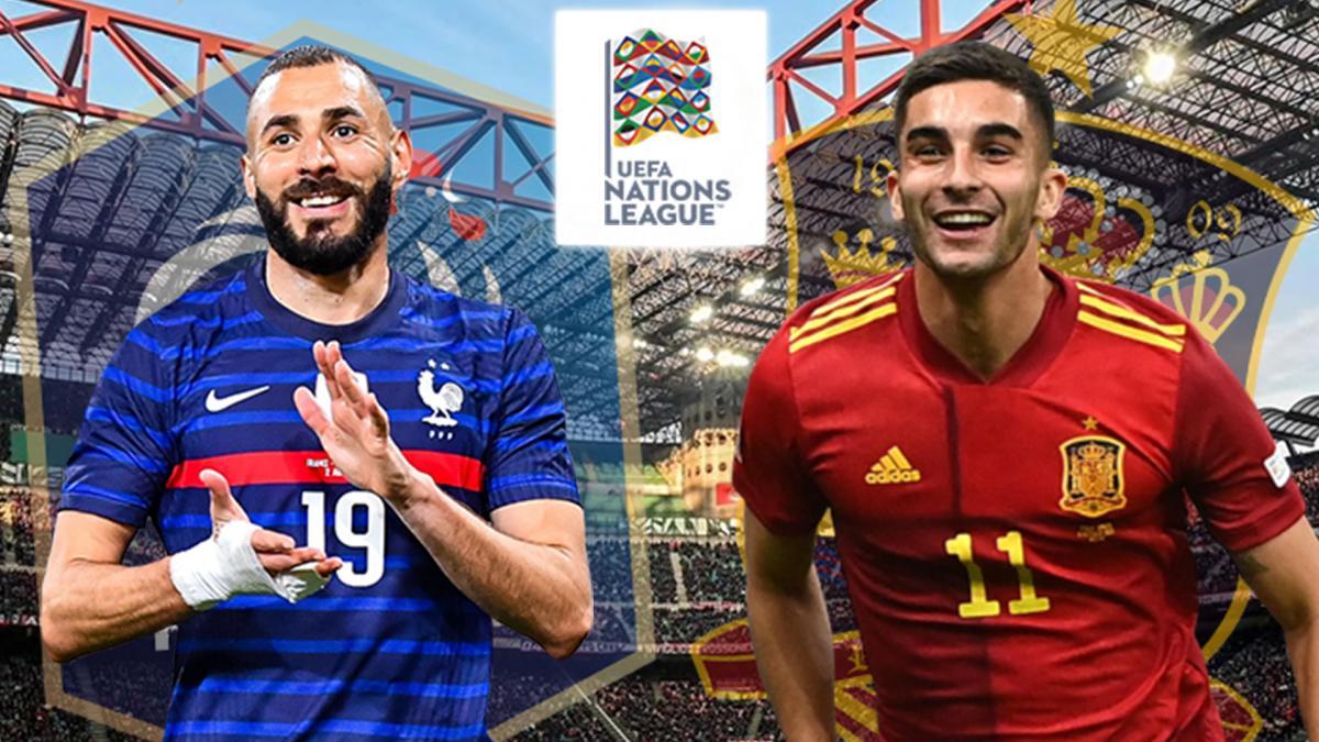 Ligue des Nations : suivez l'avant-match de la finale Espagne-France